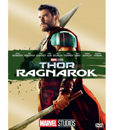 THOR 3: Ragnarok 2017 - Edice Marvel 10 let DVD