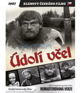 Údolí včel 1967 (Remasterovaná verze) DVD