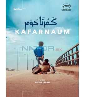 Kafarnaum 2018 (Cafarnaúm) DVD