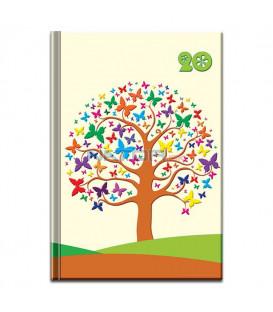 Print denný strom