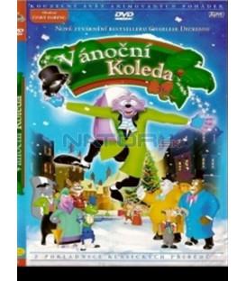 Vánoční koleda (A Christmas Carol: Scrooges Ghostly Tale) DVD
