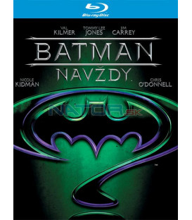 Batman navždy 1995 (Batman Forever)  Blu-ray