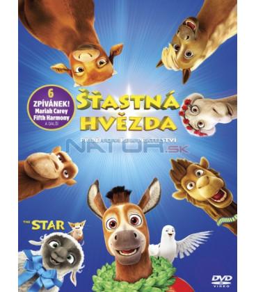 Šťastná hviezda 2017 (The Star) DVD