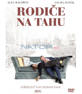 Rodiče na tahu 2018 (Drunk Parents) DVD