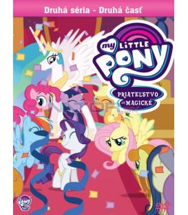 My Little Pony: Přátelství je magické – 2. série, 2. část DVD (SK OBAL)