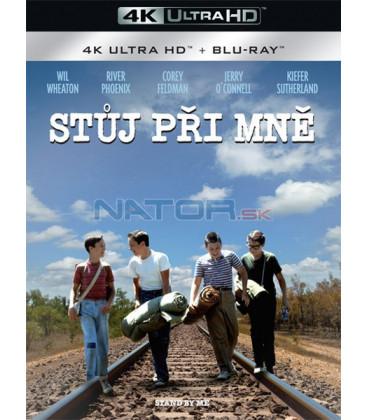 Stůj při mně 1986 (Stand by Me)  (4K Ultra HD) - UHD Blu-ray + Blu-ray