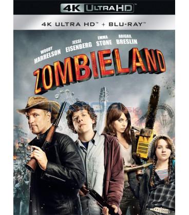 Zombieland 2009 (4K Ultra HD) - UHD Blu-ray + Blu-ray