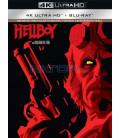 Hellboy 2004 (4K Ultra HD) - UHD Blu-ray + Blu-ray