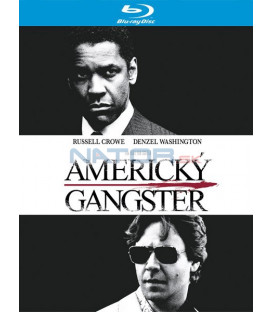 Americký gangster 2007 (American Gangster) Blu-ray