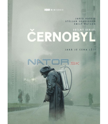 Černobyl 2019 (Chernobyl) - 2xDVD