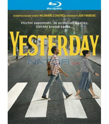 Yesterday 2019 (Yesterday) Blu-ray