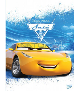 Auta 3 (Cars 3) - Edice Pixar New Line DVD