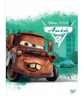 Auta 2. (Cars 2) Edice Pixar New Line DVD