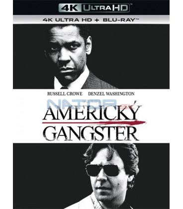 Americký gangster 2007 (American Gangster) (4K Ultra HD) - UHD Blu-ray + Blu-ray