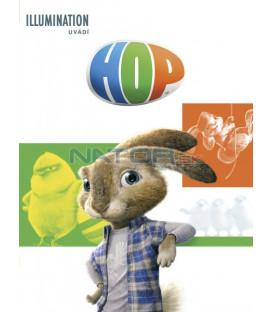 Hop 2011 - hraný film - SK/CZ dabing Illumination edice DVD