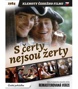 S ČERTY NEJSOU ŽERTY (Remasterovaná verze) - DVD