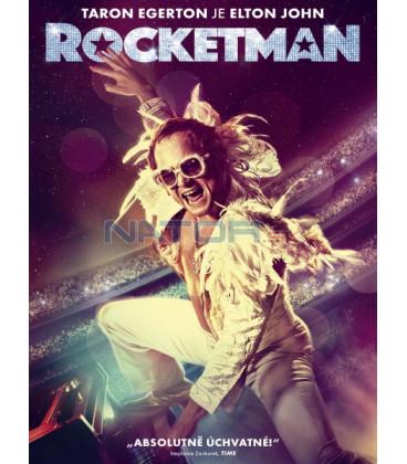 ROCKETMAN 2019 DVD