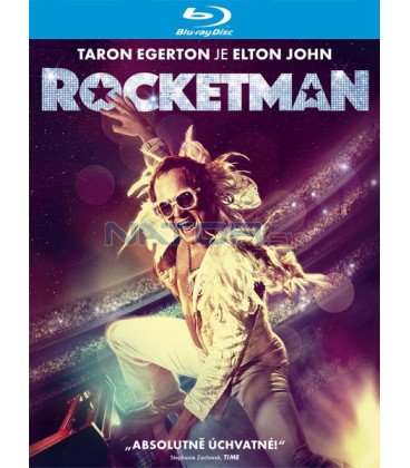 ROCKETMAN 2019 Blu-ray