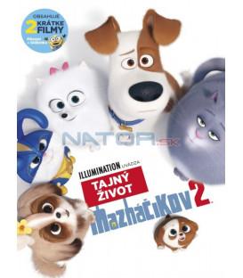 Tajný život maznáčikov 2 - 2019 (The Secret Life of Pets 2) DVD