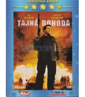 Tajná dohoda (Conspiracy) DVD
