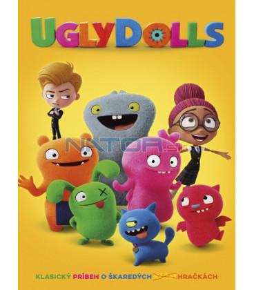 UglyDolls 2019 DVD Animovaný