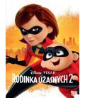 Rodinka Úžasných 2 / Úžasňákovi 2 - 2018 (Incredibles 2) Edice Pixar New Line DVD