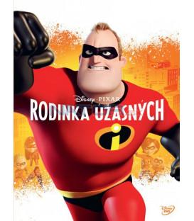 Rodinka Úžasných/ Úžasňákovi (The Incredibles)  Edice Pixar New Line DVD