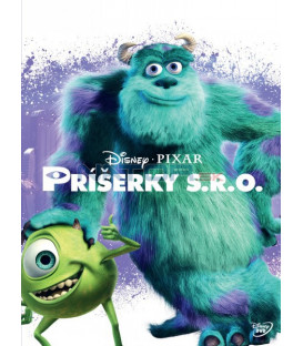 Příšerky s.r.o. (Monsters, Inc.) Edice Pixar New Line DVD