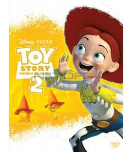 Toy Story 2.: Příběh hraček (Toy Story 2)  Edice Pixar New Line DVD