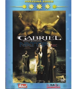 Gabriel - Anděl pomsty (Gabriel) DVD