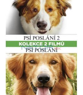 Psí poslání 1+2 (A Dogs Purpose) DVD KOLEKCIA