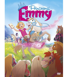 Princezna Emmy 2018  (Princess Emmy) DVD