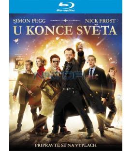 U Konce světa 2013 (The Worlds End) Blu-ray
