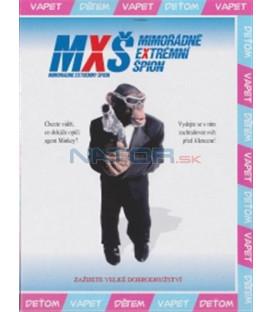 MXŠ Mimořádně extrémní špión (Spymate) DVD