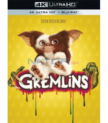 Gremlins 1984 (Gremlins) (4K Ultra HD) - UHD Blu-ray + Blu-ray