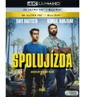 Spolujazda 2019 (Stuber) (4K Ultra HD) - UHD Blu-ray + Blu-ray