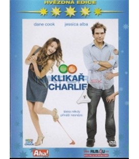 Klikař Charlie (Good Luck Chuck) DVD