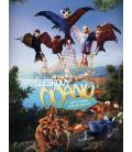 Bleskový Manu - V oblacích 2019 (Birds of a Feather) DVD (SK OBAL)