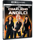 Charlieho andílci 2000 (Charlies Angels) (4K Ultra HD) - UHD Blu-ray + Blu-ray