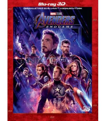 Avengers: Endgame 2019 (Avengers: Endgame) (3D+2D+bonus disk) - Limitovaná sběratelská edice