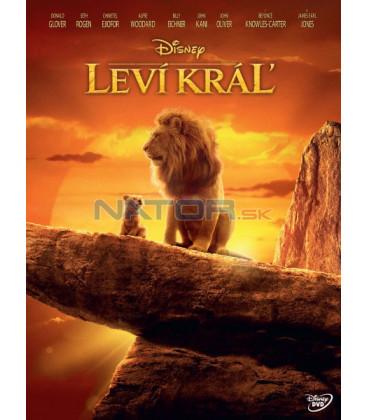 LVÍ KRÁL 2019 (The Lion King) DVD