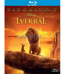 LVÍ KRÁL 2019 (The Lion King) Blu-ray