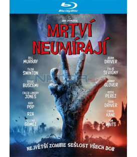 Mrtví neumírají 2019 (The Dead Dont Die) Blu-ray