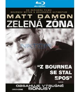 Zelená zóna 2010 (Green Zone) Blu-ray