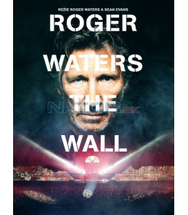 Roger Waters The Wall 2014 DVD