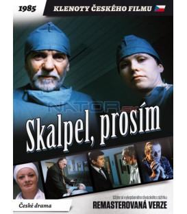 Skalpel, prosím 1985 (remasterovaná verze) DVD