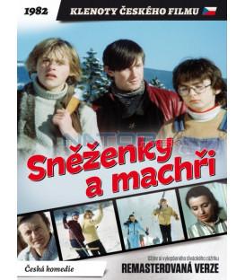 Sněženky a machři (remasterovaná verze) DVD