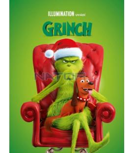 Grinch 2018 (Dr. Seuss The Grinch) - Vánoční edice DVD
