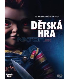 Dětská hra 2019 (Childs Play) DVD (SK OBAL)