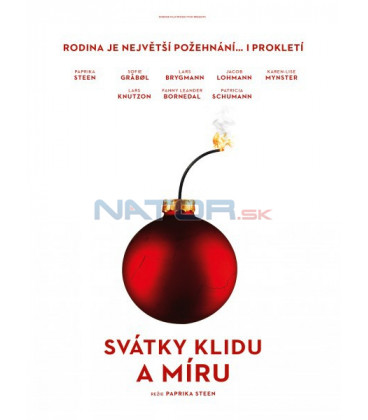 Svátky klidu a míru 2018 (That Time Of Year) DVD
